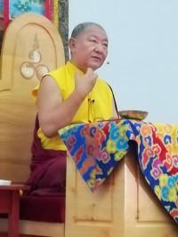 Séminaire international d'été au Portugal guidé par le Vénérable Ringou Tulkou Rinpoché